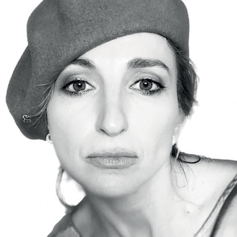 Портретна снимка на Деница Козалиева